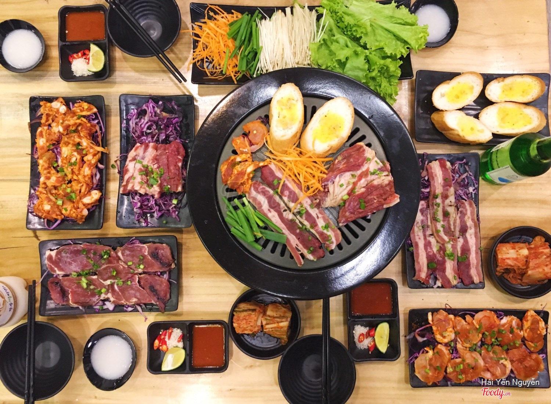 Nhà hàng Hàn Quốc Miyuki
