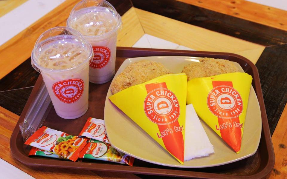 Super Chicken - Gà Rán Pho Mai Đài Loan