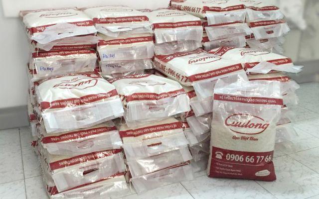 Vựa Gạo Cửu Long - Cô Bắc ở TP. HCM