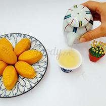 Deli Manjoo - Bánh Bắp Hàn Quốc