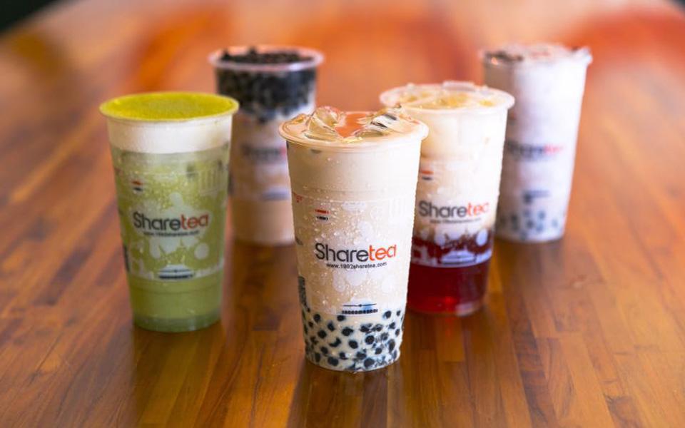 Trà Sữa Share Tea - Nguyễn Huệ