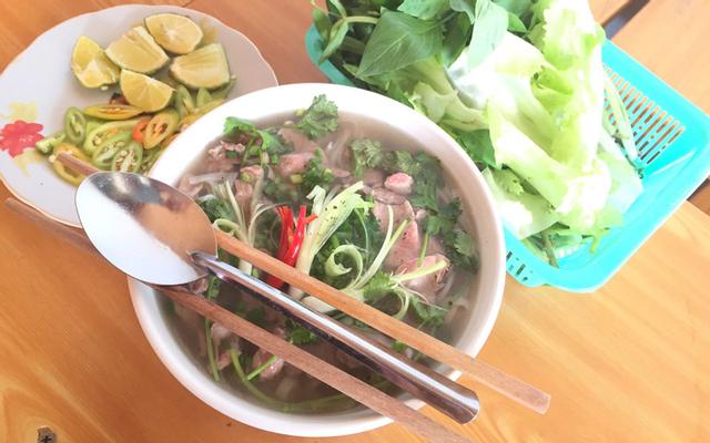 Bình Minh - Quán Phở ở Lâm Đồng