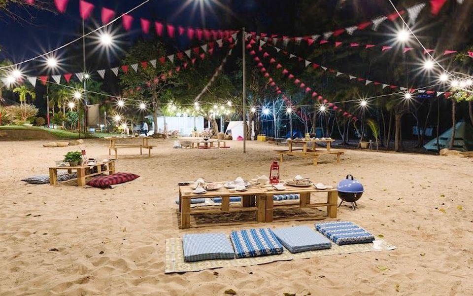 Zenna Pool Camp ở Huyện Long Điền, Vũng Tàu
