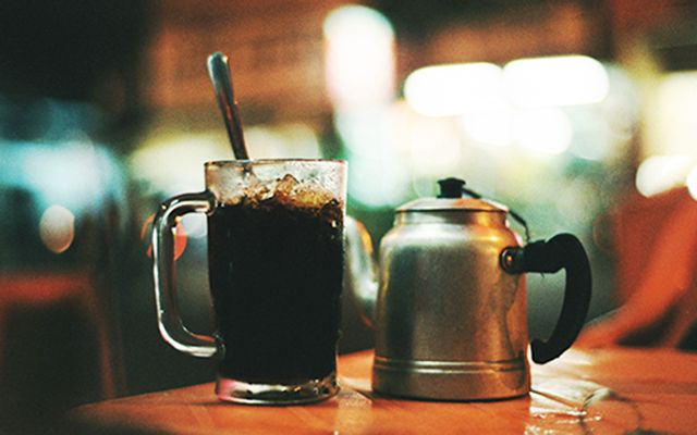 Nguyen Coffee - Nguyễn Sinh Cung ở Huế