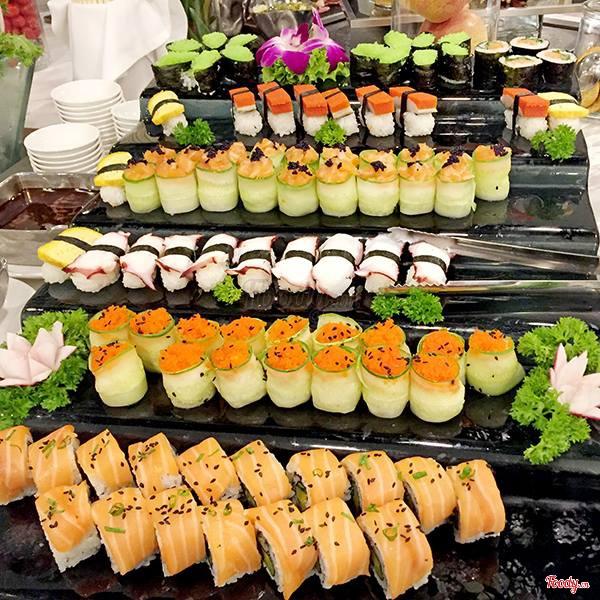 Nhà hàng không gian đẹp Food Exchange
