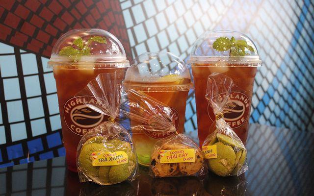 Highlands Coffee - Đinh Công Tráng ở Huế