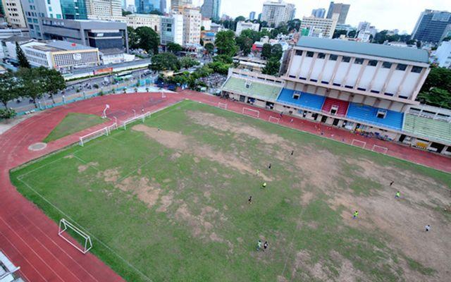 Sân Vận Động Hoa Lư ở TP. HCM