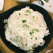 gà gạo lức sốt kem