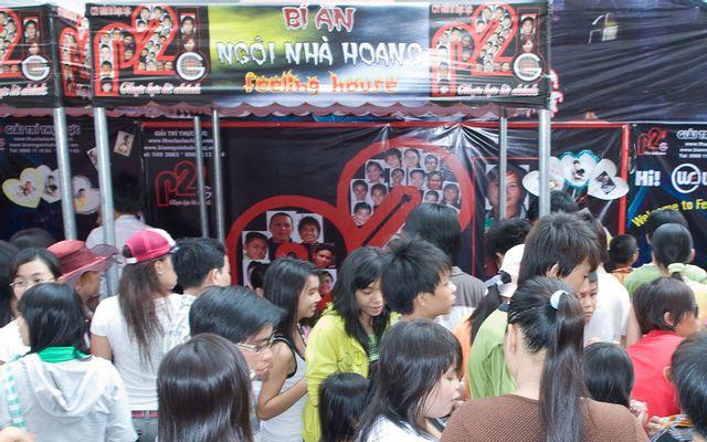 Bí Ẩn Ngôi Nhà Hoang - Khu Giải Trí ở TP. HCM