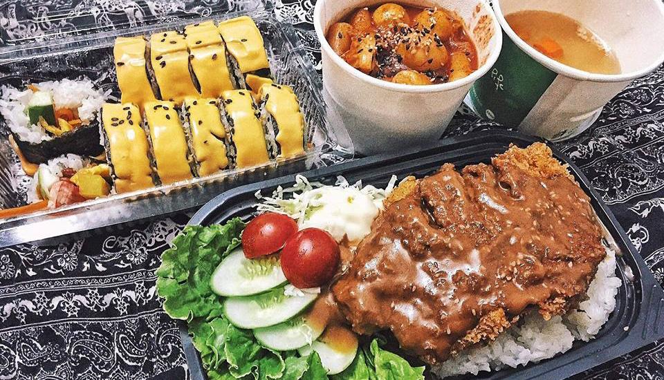Kim Phan's Food - Đồ Ăn Hàn Quốc
