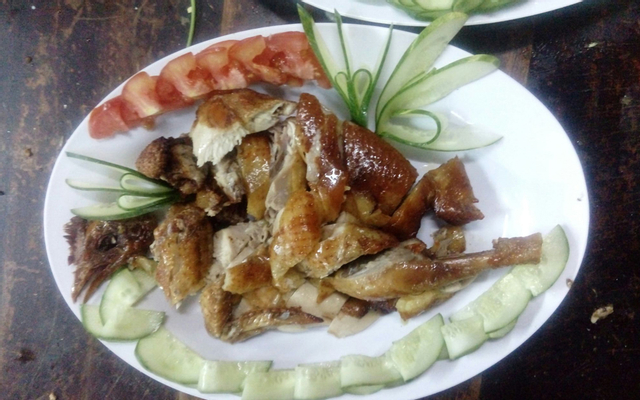Huỳnh Ký - Nhóm Nấu Ăn