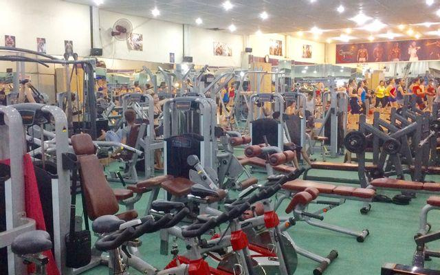 SP VIP Gym ở TP. HCM