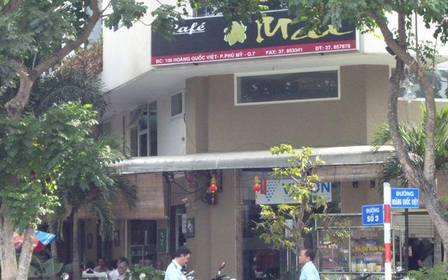 Mai Cafe - Hoàng Quốc Việt - Không gian sang trọng ở TP. HCM