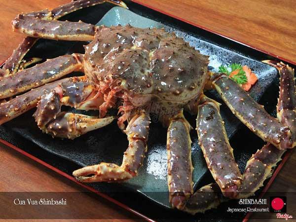Món Nhật - Nhà hàng Shinbashi