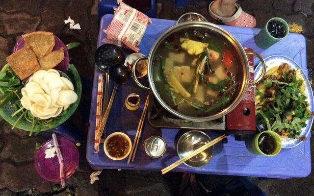 Đệ Nhất Quán - Lẩu Ếch ở Hà Nội