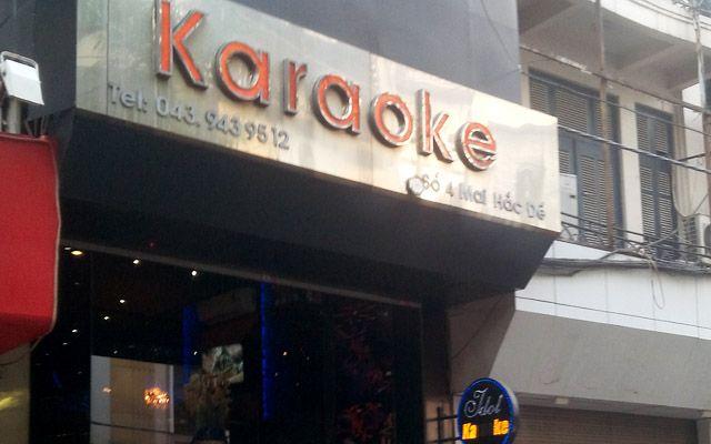 Karaoke Idol - Âm thanh ánh sáng chất lượng, hiện đại ở Hà Nội