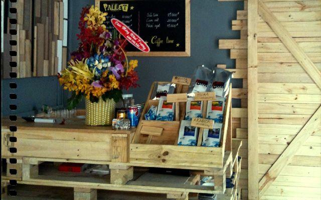 Pallet Cafe Shop ở TP. HCM