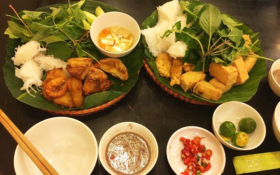 Quán Quang Gánh - Bún Đậu Mắm Tôm