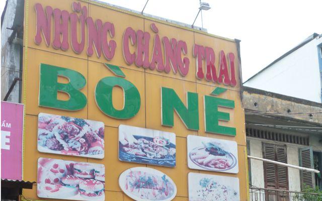 Bò Né Những Chàng Trai - Lê Đức Thọ ở TP. HCM