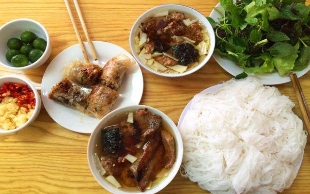 Hùng Thái - Bún Chả, Nem Cua Bể, Bánh Tôm ở Hà Nội