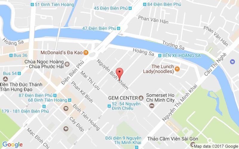 Bản đồ - An Nam Quán - Gà Lên Mâm - Nguyễn Bỉnh Khiêm
