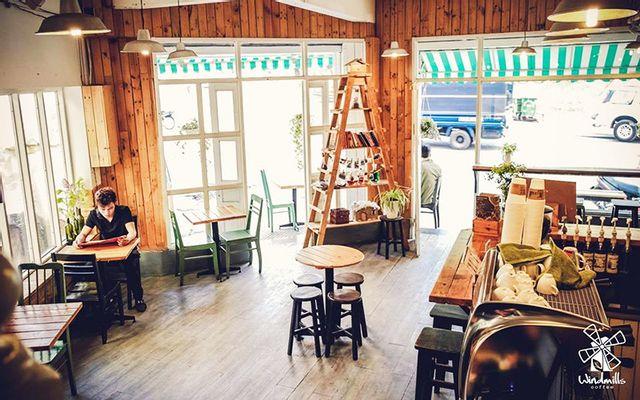 Cafe Windmills - Phan Đình Phùng ở Lâm Đồng
