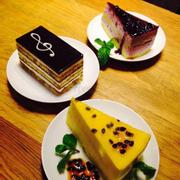 Bánh Opera, Passion, Blueberry ngon tuyệt