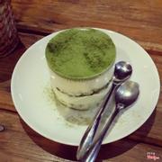 Bánh White Matcha đậm vị trà xanh ngon đến miếng cuối cùng