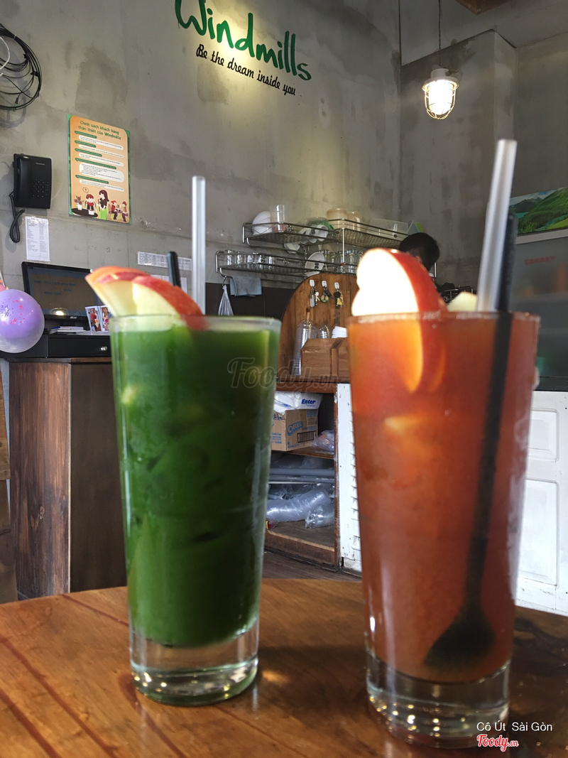 Summer tea + green ABC