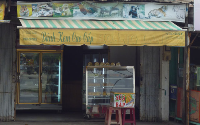 Bánh Kem Cao Cấp Hoàng Lan ở TP. HCM