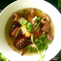 Thái Thanh - Bún Chả & Bánh Đa Cua
