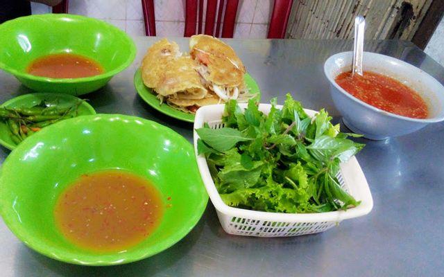Bánh Xèo Cây Phượng - Quán Ăn Bình Dân ở Bình Thuận