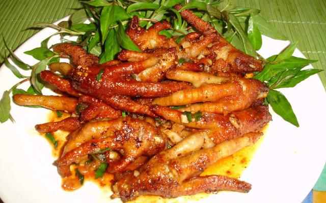 Image result for chân gà nướng foody.vn