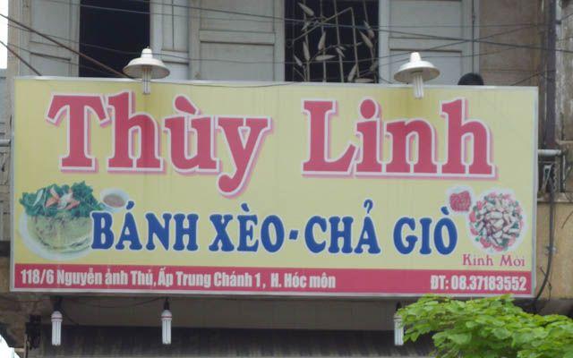 Bánh Xèo Thùy Linh - Nguyễn Ảnh Thủ ở TP. HCM