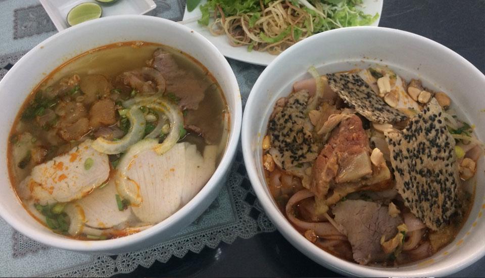 Bún Bò Mì Quảng