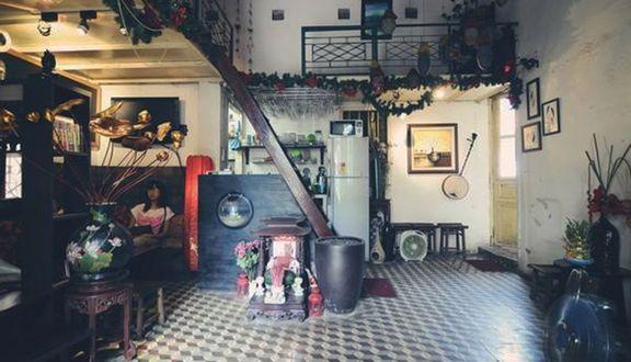 Hanoi House Cafe - Lý Quốc Sư