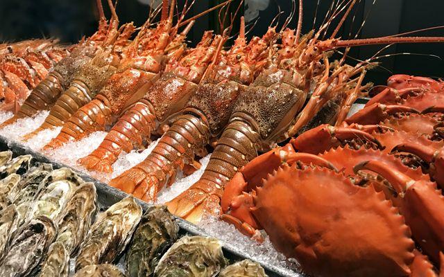 La Brasserie Buffet Restaurant - Nikko Hotel ở TP. HCM