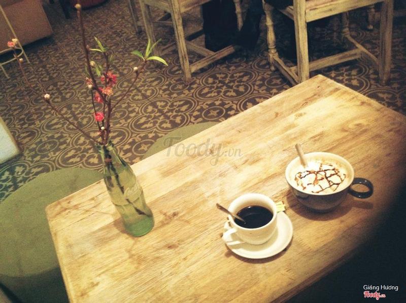 Home decor cafe quan thanh
