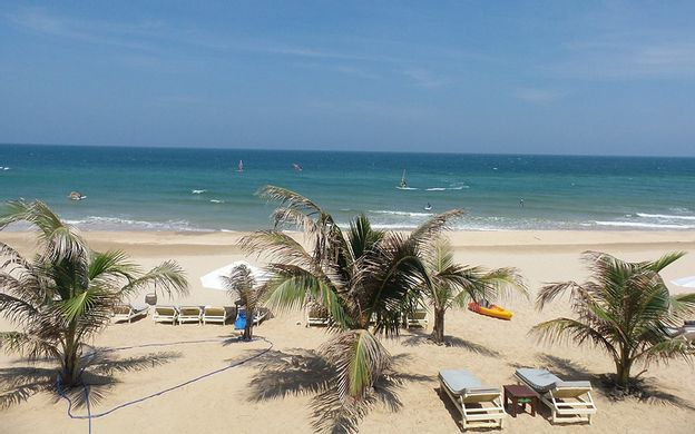 Nguyễn Cơ Thạch, Long Sơn, Suối Nước Tp. Phan Thiết Bình Thuận