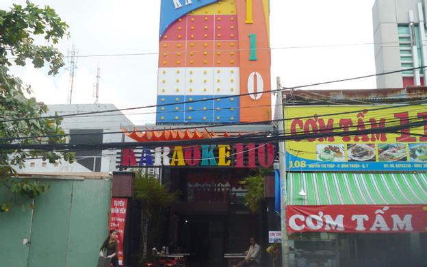 110 Nguyễn Thị Thập, P. Bình Thuận Quận 7 TP. HCM