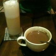 Lipton 3 tầng và Cacao nóng