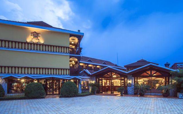 Khu Nghỉ Dưỡng Victoria Sapa Resort & Spa ở Lào Cai