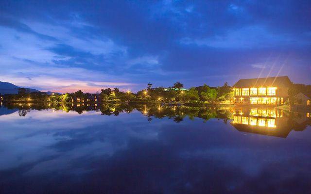 Tản Đà Spa Resort - Kiến Trúc Nhà Cổ Hà Nội ở Hà Nội