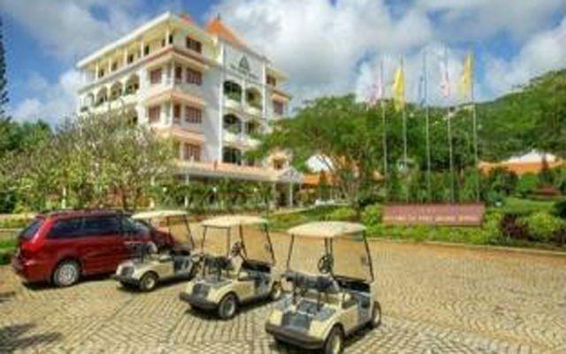 Thùy Dương Beach Resort ở Vũng Tàu