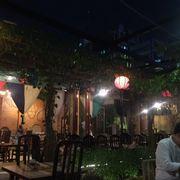 Secret garden restaurant quay street