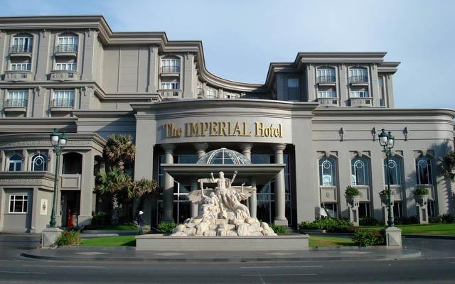 The Imperial Hotel ở Vũng Tàu