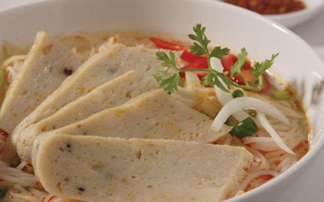Bún Chả Cá A Cứ - Nguyễn Huệ ở Huế