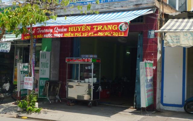 Huyền Trang - Lê Văn Lương ở TP. HCM