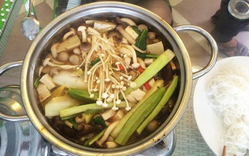 Hương Khách - Ẩm Thực Chay