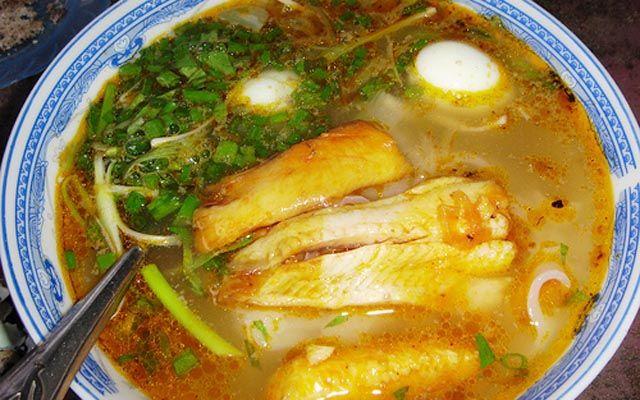 25 Thủy Dương Quán - Bánh Canh Cá Lóc ở Huế